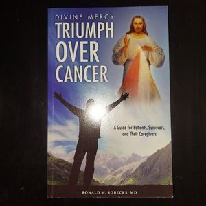 Triumph Over Cancer book